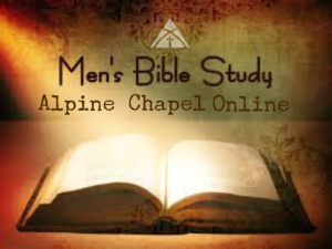 Men's Bible Study @ Telluride | Colorado | United States