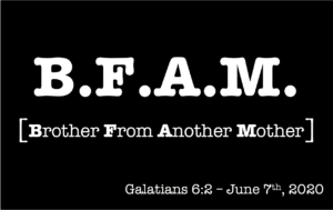 "This Sunday: Message - ""B.F.A.M."""