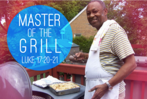 "August 9th: Message - ""Master of the Grill"""