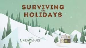Surviving The Holidays - Griefshare