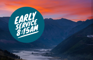 SPECIAL JULY-ONLY Early Service