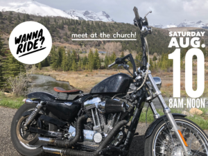 Church Motorcycle Ride